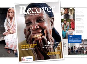 Recover magazine