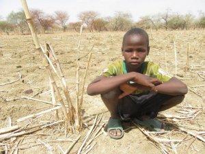 Lepra, Tsjaad, droogte