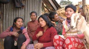 Zelfhulpgroep in Nepal