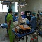 Operatiekamer Myanmar