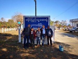 myanmar operatieteam lepra