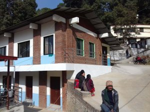 lepraziekenhuis Nepal