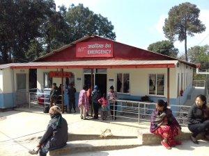 Anandaban lepraziekenhuis Nepal