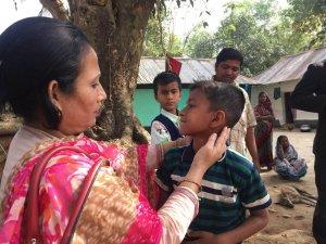 Bangladesh lepra