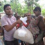 Noodhulp Overstroming Bangladesh